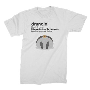 Druncle Shirt Drunk Uncle Shirt Drunkle Tshirt