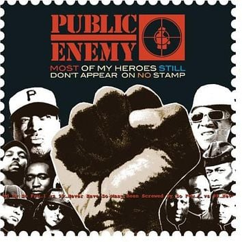 Public Enemy - Most of My Heroes Still Don't Appear on No Stamp -  (Vinyl)
