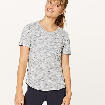 Long Distance Short Sleeve| Women's Short Sleeve Tops | lululemon athletica