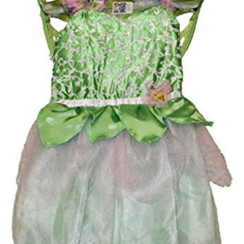 Disney Fairies Secret of the Wings Tink's Pixie Dress-up Costume Size 4-6x