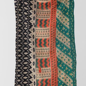 One-Of-A-Kind Kantha Quilt - Urban Outfitters