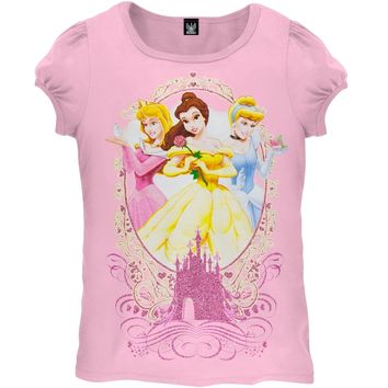 Disney Princesses - Friends Girls Juvy T-Shirt