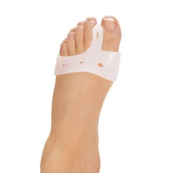 Silicone Gel Pads for Hallux Valgus/ Bunions | Overstock.com Shopping - The Best Deals on Foot Care