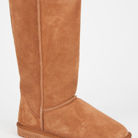 Beach Feet Classic Ii Hi Womens Boots Chestnut  In Sizes