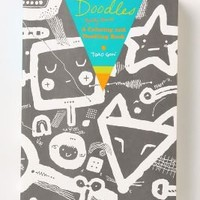 Doodles: A Really Giant Coloring and Doodling Book-Anthropologie.com