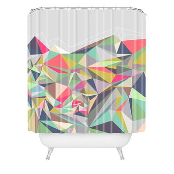 Mareike Boehmer Graphic 199 X Shower Curtain