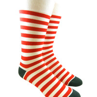 Holiday Twill Stripe (Socks) | Ties, Bow Ties, and Pocket Squares | The Tie Bar