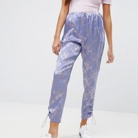 ASOS Joggers in Jacquard at asos.com