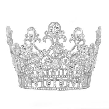 """Tara"" European Luxe Birthday Tiara"