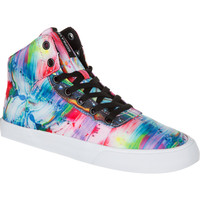 Supra Multicolor Cuttler Shoe - Women's