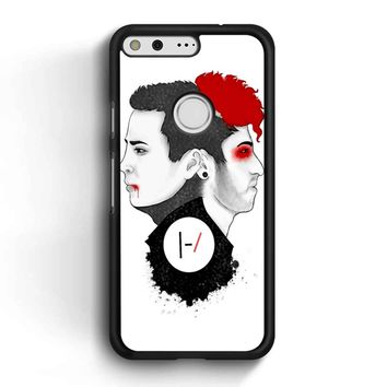 Twenty One Pilots Artwork 3 Google Pixel Case