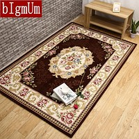 bIgmUm Rectangle Rugs Home Carpet Living Room Area Decor