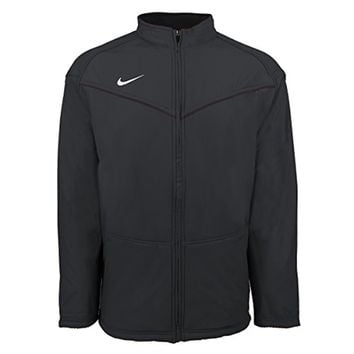 Nike Men's Dugout Fleece-Lined Jacket Anthracite