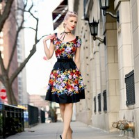 The Elaine Dress by Heart of Haute