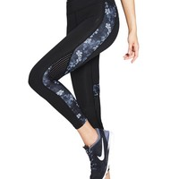 Speed Tights - Black / Plumbargo