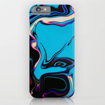 Abstract Fluid 2 iPhone & iPod Case by Arrowhead Art