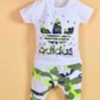 IN STOCK!2014 brand summer baby boy and girl clothing sets short sleeve clothes pants boys suit children clothes sets - Default