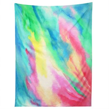 Rosie Brown Rainbow Connection Tapestry