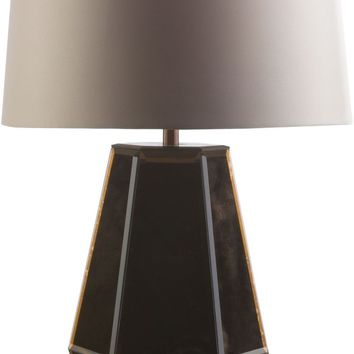 Ryden Glam Table Lamp Copper Cream