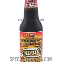 Frostop Premium Root Beer 12oz Glass Bottle
