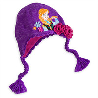 Disney Anna Hat for Girls - Frozen - Personalizable | Disney Store