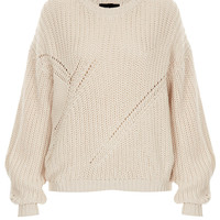 Knitted Chunky Rib Jumper - New In This Week - New In - Topshop USA