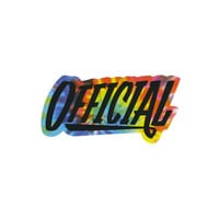 Official 1D Sticker Multi One Size For Men 23199195701