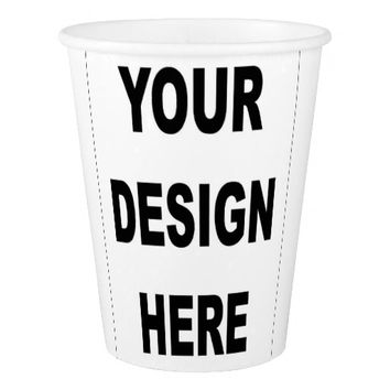 Personalized Paper Cup