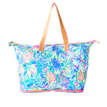 Getaway Packable Tote Bag | 27747 | Lilly Pulitzer