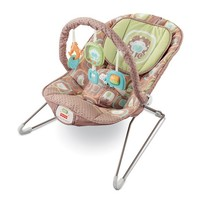 Comfy Time Bouncer 153 Cocoa Sorbet 380798390 | Baby Bouncers | Baby Gear | Burlington Coat Factory