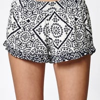 Element Shine Allover Print Soft Shorts at PacSun.com
