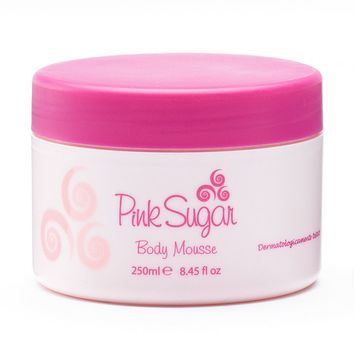Aquolina Pink Sugar Body Mousse Cream - Women's (Pink/Vanilla/Caramel)