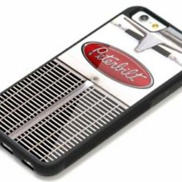 Best Truck Peterbilt Logo Grill iPhone 7 and 7+ Hard Plastic Protector Case