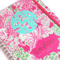 Agenda Monogram Decal