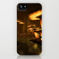 Enchanted Forest - Meltdown iPhone & iPod Case by Texnotropio