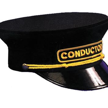 Conductor Hat 7 3/8 7 1/2 mask