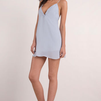 Elizabeth Satin Slip Dress