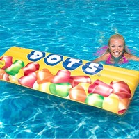 Giant Box of DOTS Candy Pool Float