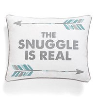 Levtex The Snuggle is Real Accent Pillow | Nordstrom