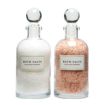 Bath Salts Duo Gift Set