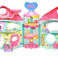Hasbro Biggest Littlest Pet Shop Playset