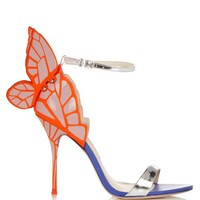 Chiara butterfly-wing sandals | Sophia Webster | MATCHESFASHION.COM UK