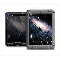The Swirling Glowing Starry Galaxy Apple iPad Mini LifeProof Nuud Case Skin Set
