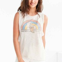 Project Social T Skys The Limit Muscle Tee