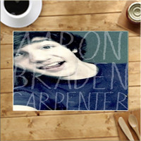 Magcon Boys Aaron Braden Carpenter Placemats
