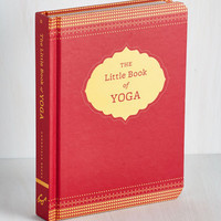 The Little Book of Yoga by ModCloth