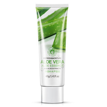 Aloe Vera Gel Skin Care Facial Cream Hyaluronic Acid Anti Winkle Whitening Moisturizing Acne Treatment Cream 40g