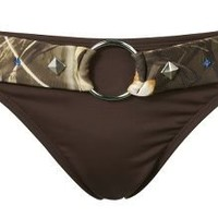 Backflips Women's With Ring Belt and Studs Hipster Pants : Cabela's
