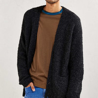 UO Grandpa Boucle Cardigan - Urban Outfitters