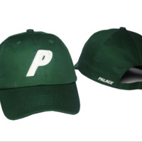 Palace Embroidered Baseball Cap Hat